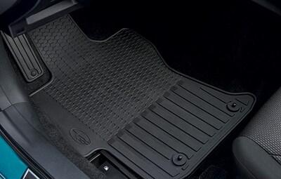 Subaru All -Weather Floor Mats