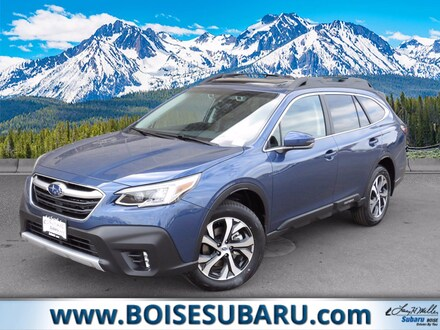 Featured New 2021 Subaru Outback Limited XT SUV for sale near you in Boise, ID