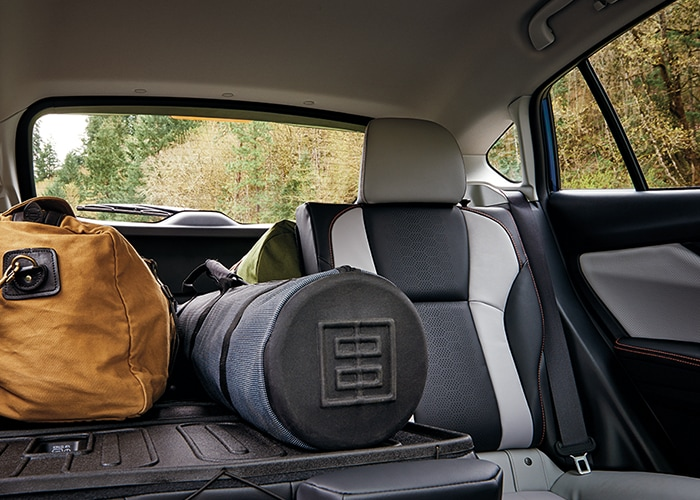 2019 Crosstrek Cargo Area Review