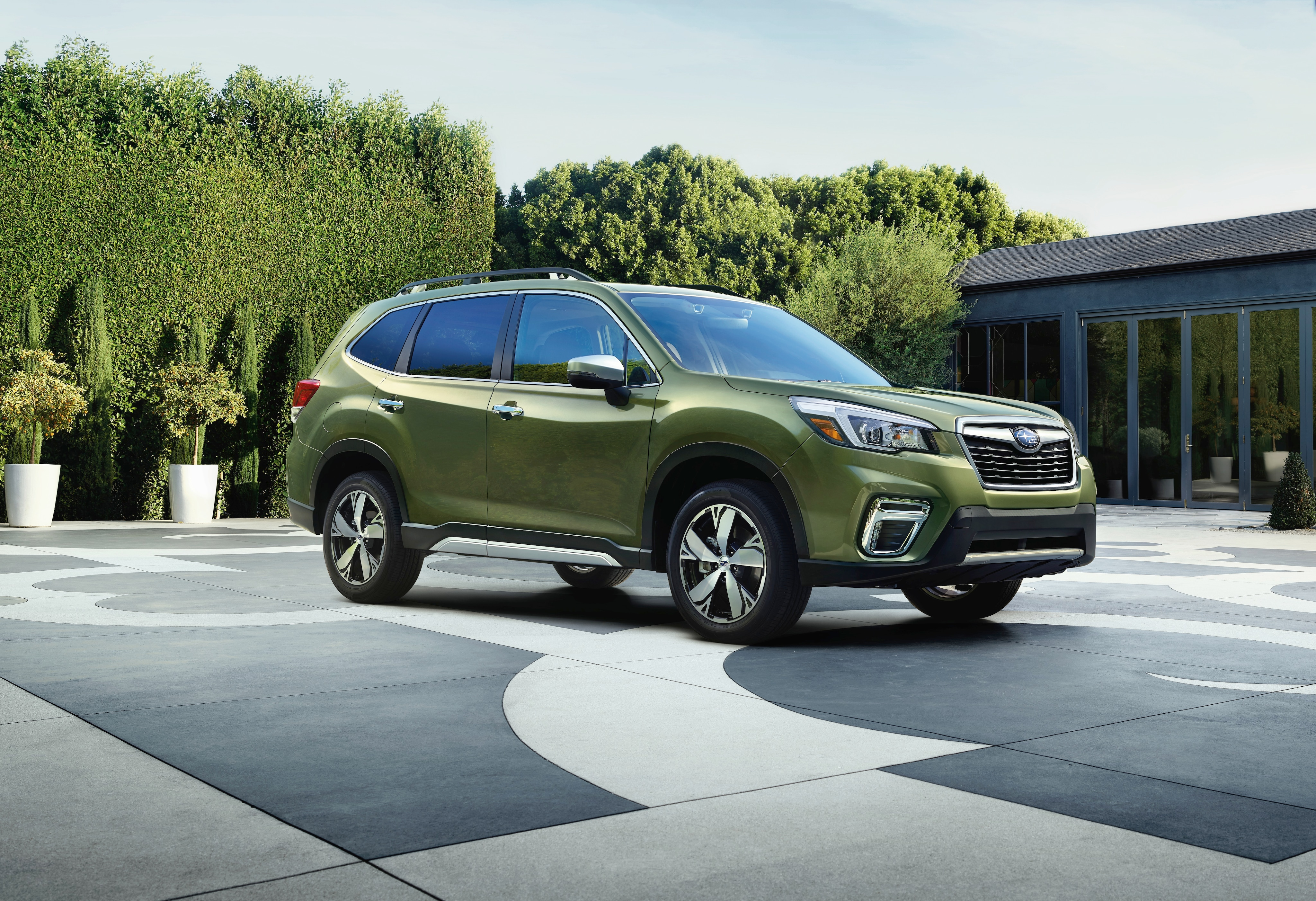 2019 Subaru Forester: Redesign, Platform, Changes >> Subaru Debuts All New 2019 Subaru Forester