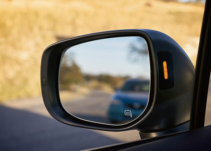 2019 Crosstrek Blind Spot Detection