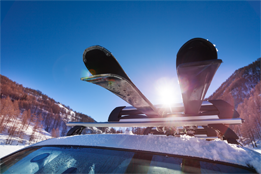 10% Off Subaru Factory Ski Racks Sold Over the Front Conter