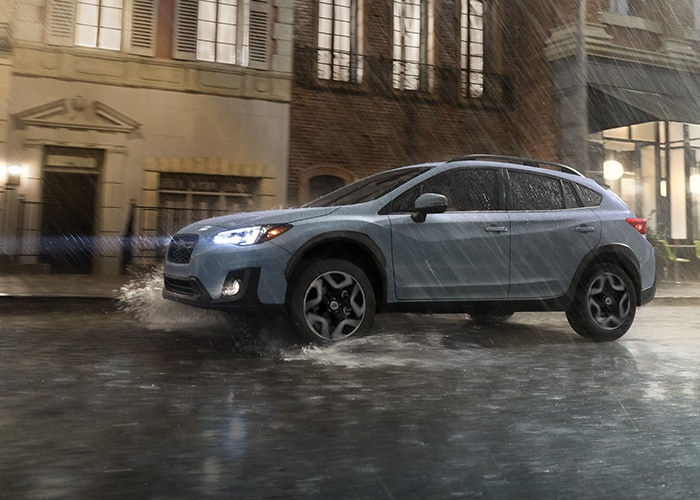 2019 Crosstrek AWD in Rain