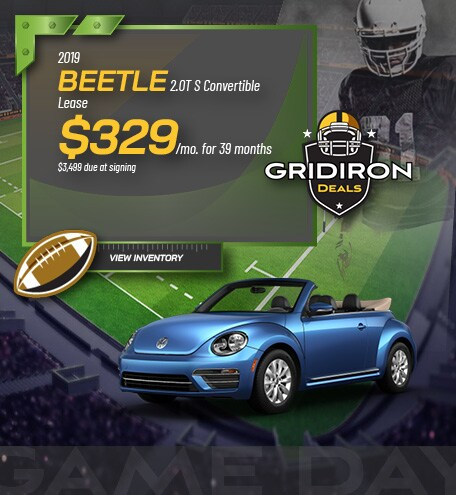 2019 Beetle 2.0T S Convertible