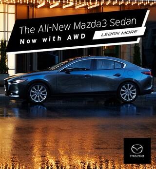Mazda3 AWD