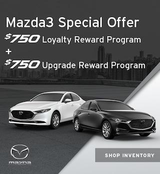 Mazda3 Special Offer