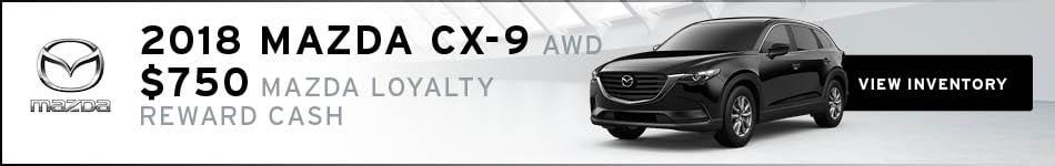 2018 Mazda CX-9 AWD