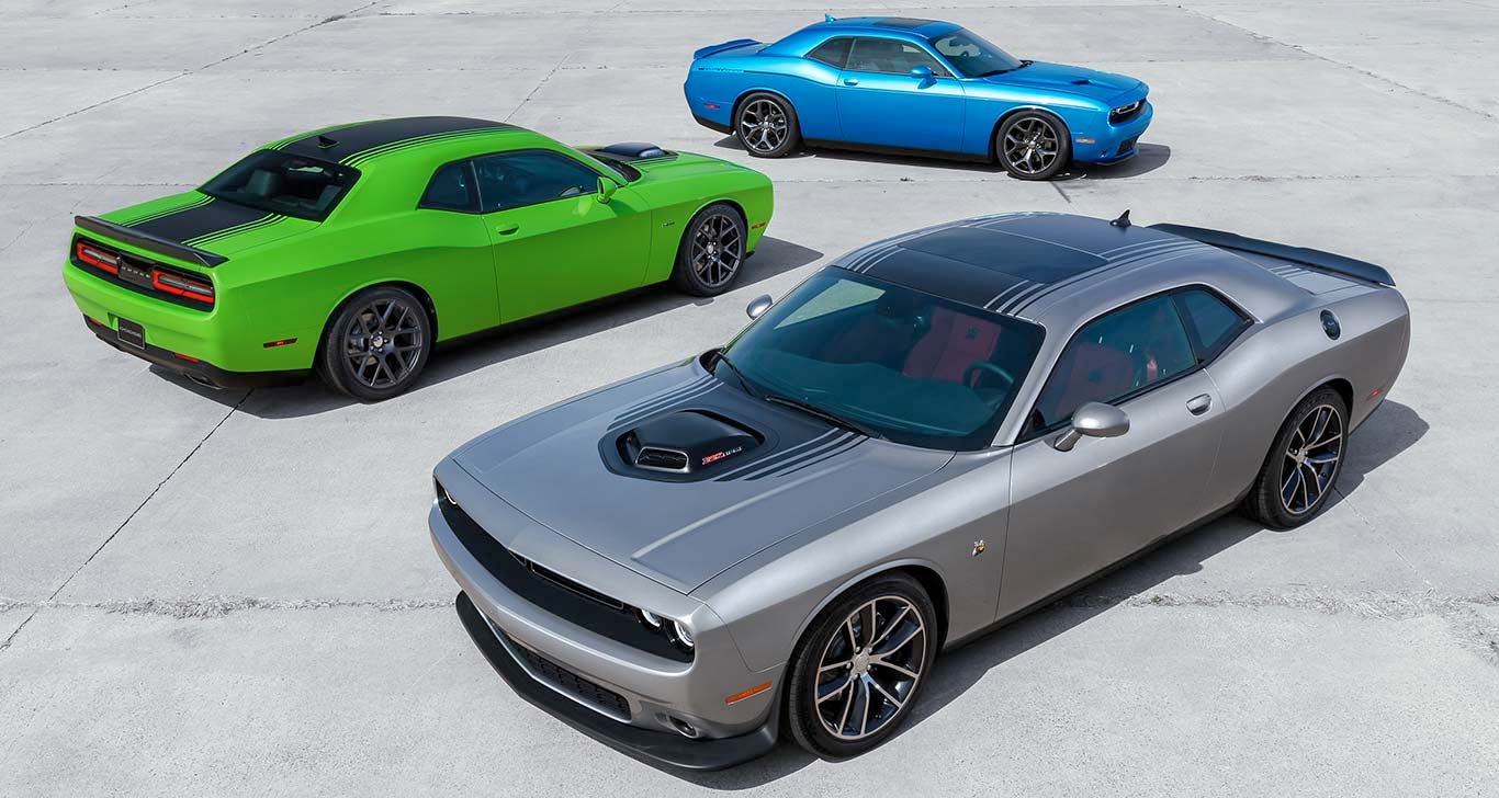 2015 Dodge Challenger In Puyallup