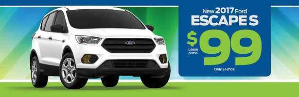 ford escape special offer from larson ford, lakewood nj