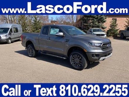 Featured new 2021 Ford Ranger Lariat Truck for sale in Fenton, MI
