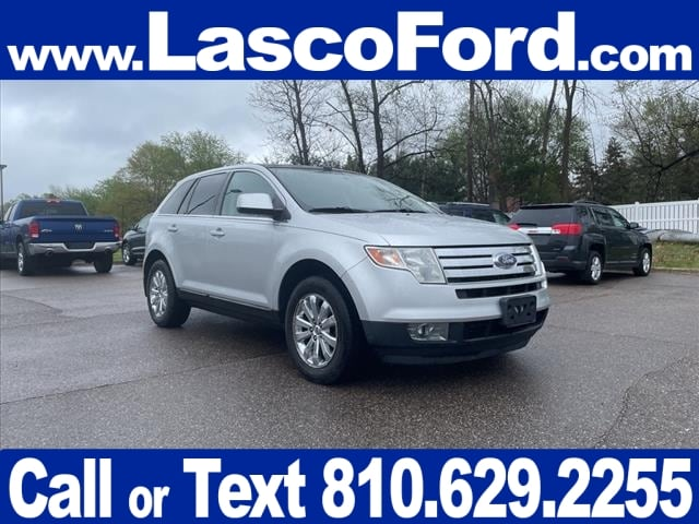 2010 Ford Edge AWD Limited Crossover