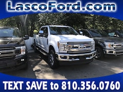 New 2019 Ford Superduty F-250 Lariat Truck for sale in Fenton, MI at Lasco Ford