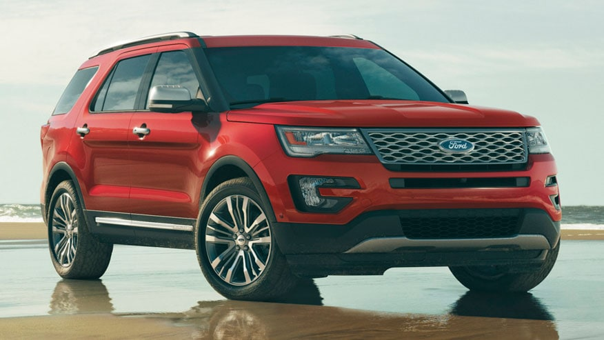 August  Ford Explorer Lease Deals In Michigan