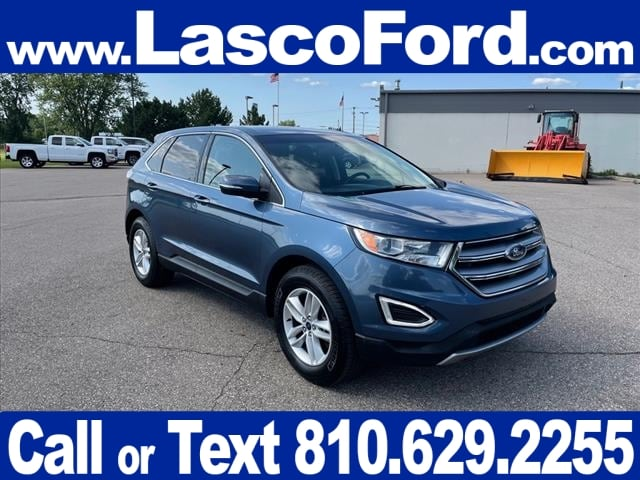 2018 Ford Edge AWD SEL Crossover