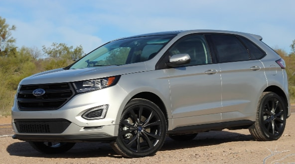 August  Ford Edge Lease Deals In Michigan