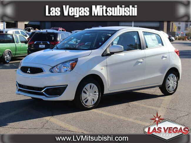 New 2019 Mitsubishi Mirage ES Hatchback For Sale Las Vegas