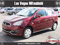 New 2019 Mitsubishi Mirage ES Hatchback Regular Unleaded Front-wheel Drive For Sale Las Vegas