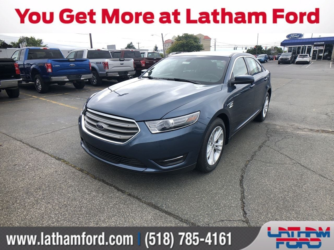 2018 Ford Taurus 4dr Car