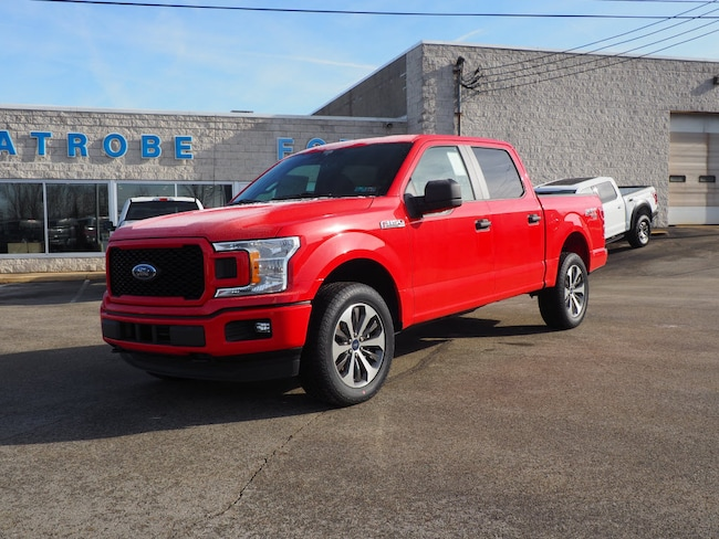 2019 Ford F-150 STX Truck SuperCrew Cab