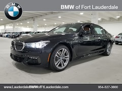 New BMW for sale in 2019 BMW 740e xDrive iPerformance Sedan Fort Lauderdale, FL