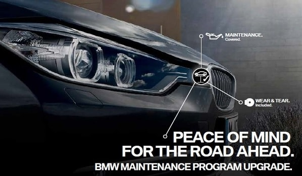 Bmw Maintenance Program Princeton Bmw