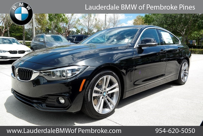 New 2019 BMW 440i 440i Gran Coupe in Pembroke Pines