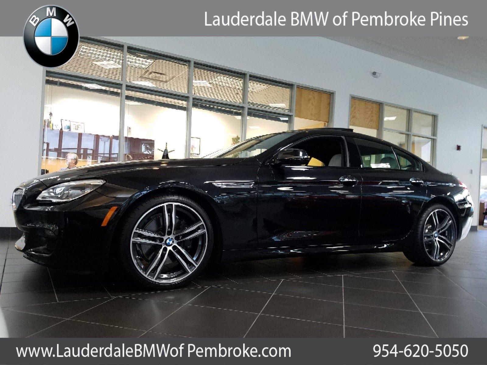 2019 BMW 650i For Sale in Pembroke Pines FL Serving Miami