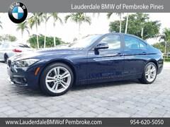 Used 2016 BMW 320i i Sedan WBA8E1G59GNT35618