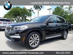 2019 BMW X3 sDrive30i SAV 5UXTR7C55KLF25254