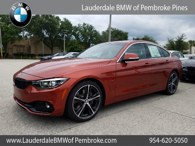 New 2019 BMW 440i Gran Coupe in Pembroke Pines