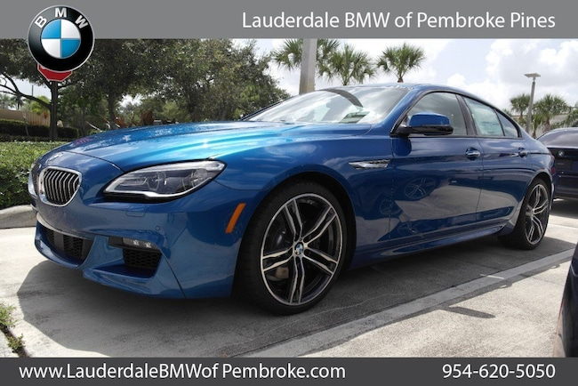 New 2019 BMW 640i Gran Coupe in Pembroke Pines