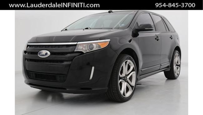 Used 2014 Ford Edge Sport For Sale In Pembroke Pines Fl Serving Miami Eba93915