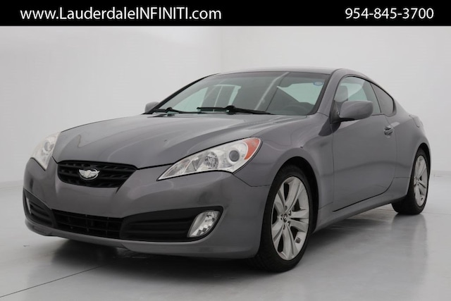 2012 Hyundai Genesis Coupe 2.0 T >> Used 2012 Hyundai Genesis Coupe 2 0t For Sale In Pembroke Pines Fl Serving Miami Cu066036
