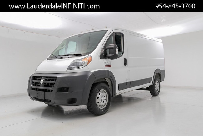 a64857e3f6 Pre-Owned 2017 Ram ProMaster 1500 Low Roof Van Cargo Van For Sale in Fort