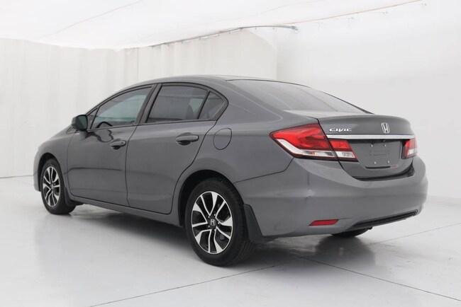 Used 2013 Honda Civic For Sale At Holman Automotive Vin