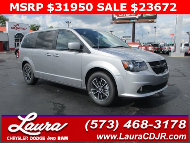 New 2018 Dodge Grand Caravan For Sale At Laura Automotive Group
