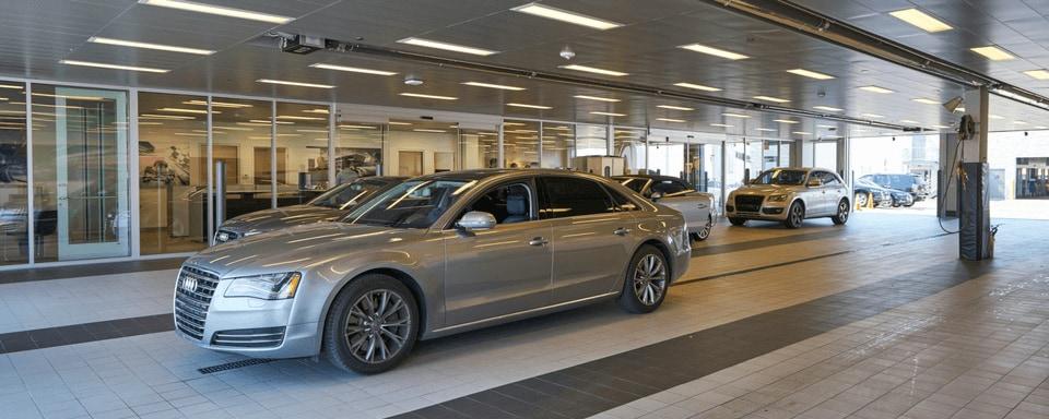 Audi Service Center Audi Westmont - Audi dealers in illinois