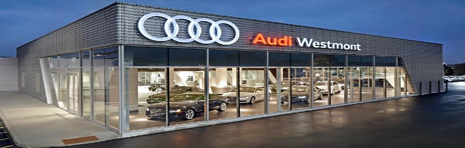 Audi dealership near Hoffman Estates, IL