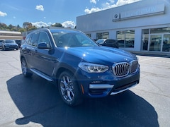 New 2021 BMW X3 xDrive30i SAV 5UXTY5C06M9E45926 for Sale in Johnstown
