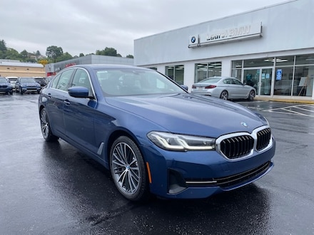Featured new 2021 BMW 530i xDrive Sedan for sale in Johnstown, PA