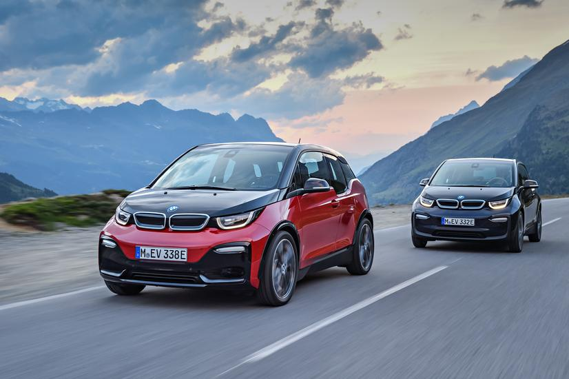 2018 BMW i3 & 2018 BMW i3s (European Models shown)