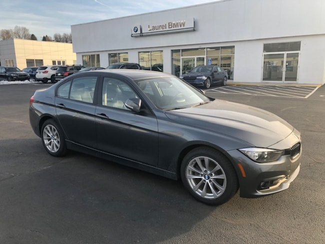 Used 2016 BMW 320i xDrive Sedan in Johnstown, PA