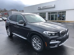 New 2019 BMW X3 xDrive30i SAV for Sale in Johnstown