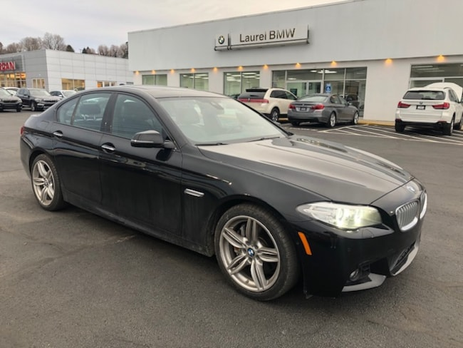 Used 2016 BMW 550i xDrive Sedan in Johnstown, PA