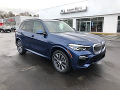 New 2019 BMW X5 xDrive50i SAV for Sale in Johnstown