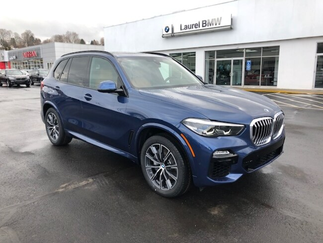 New 2019 BMW X5 xDrive50i SAV in Johnstown, PA