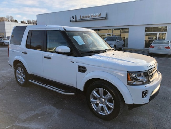 Used 2016 Land Rover LR4 SUV in Johnstown, PA