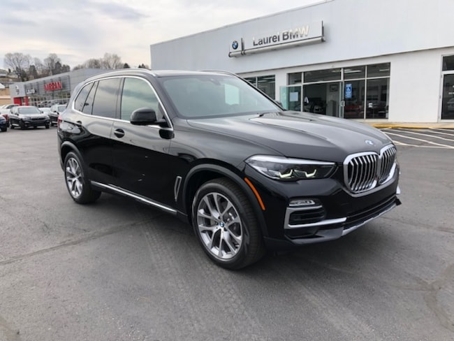 New 2019 BMW X5 xDrive40i SAV in Johnstown, PA