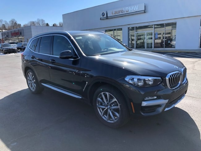 New 2019 BMW X3 xDrive30i SAV in Johnstown, PA