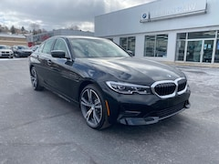 New 2021 BMW 330e xDrive Sedan 3MW5P9J08M8B73777 for Sale in Johnstown